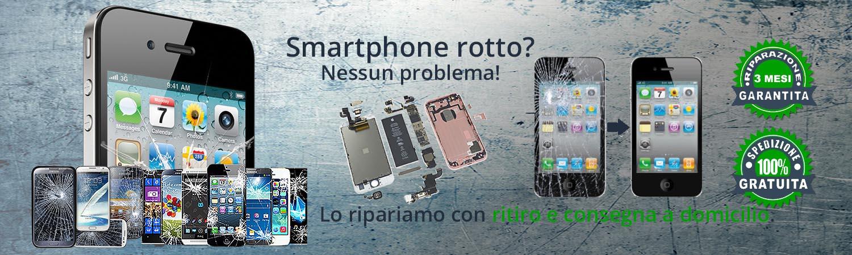 banner mobile riparazione Smartphone Tablet Pc Mac iTech riparazioni