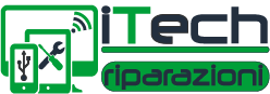 iTech riparazioni Logo
