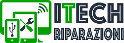 iTech riparazioni Logo