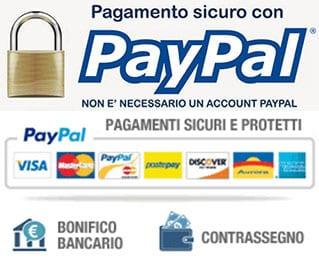 paypal pagamenti sicuri carte di credito itech tiparazioni smartphone tablet pc mac