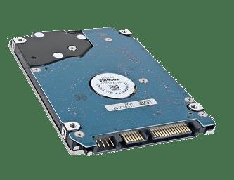 recupero dati hard disk 2.5 itech riparazioni