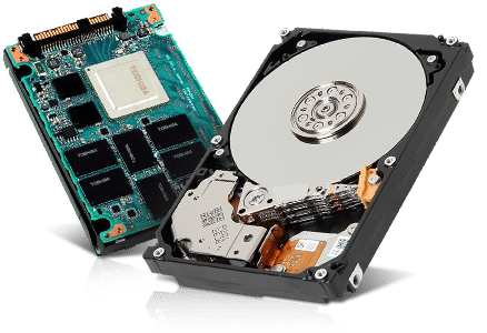 recupero dati hard disk 3.5 itech riparazion
