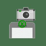 riparazione fotocamera frontale smartphone tablet cellulare